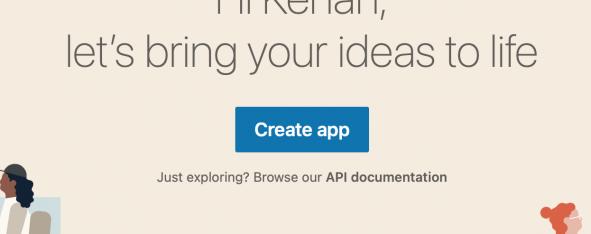 WordPress Linkedin ile giriş app oluşturma