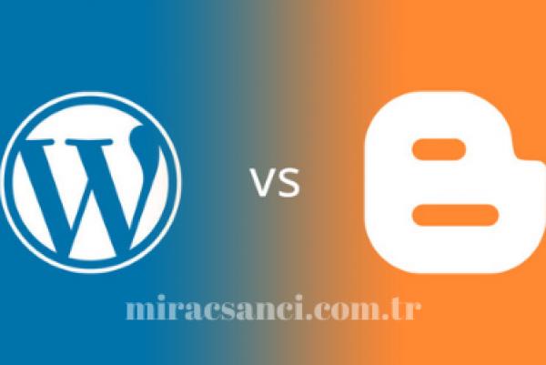 WordPress ve Blogger Nedir ?