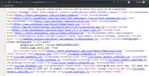 html kaynak