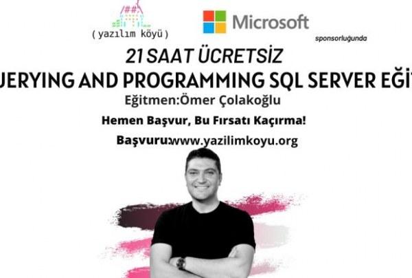 Microsoft SQL Server Eğitimi